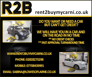 Rent 2 Buy My Car NI