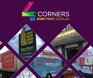 4 Corners Sign Print & Display Ltd