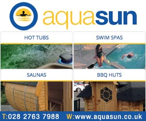 Aquasun Hot Tubs Northern Ireland