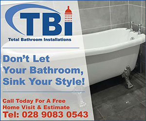 Total Bathroom Installations