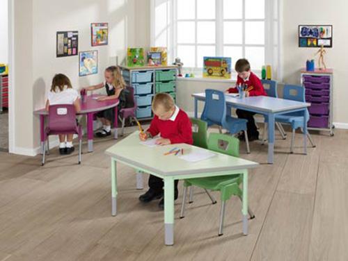 Cool Millenia Bina Laminate Desk  Bina Office Furniture New York NY