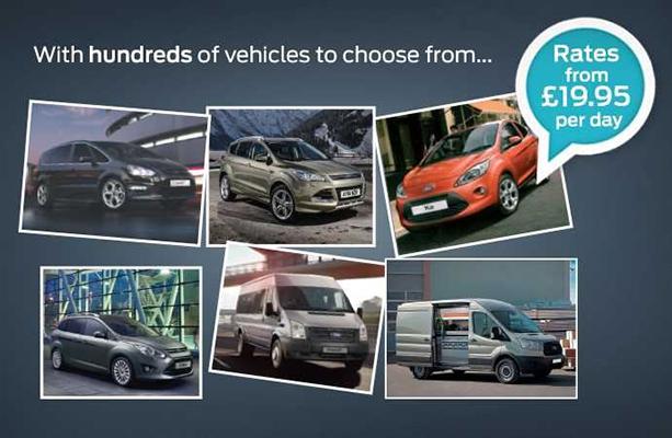 Practical Car Van Rental Belfast