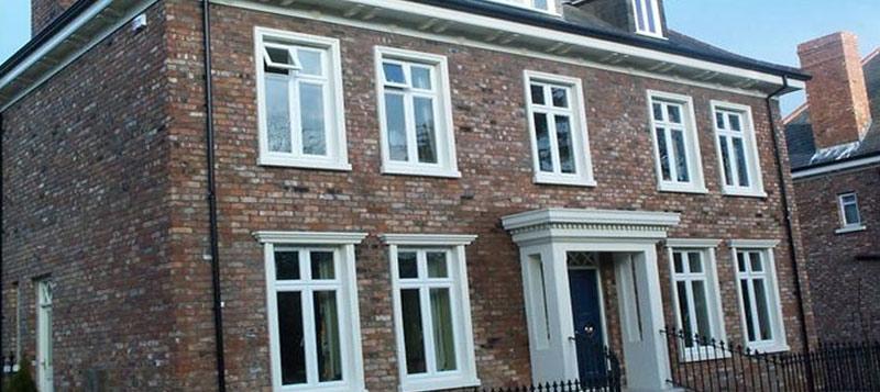 Hilltop windows doors ltd fivemiletown conservatories for Upvc french doors northern ireland