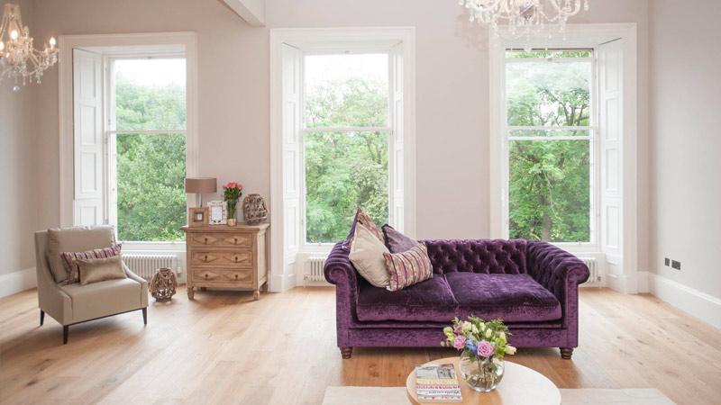 The Wooden Floor Company Belfast Laminate Flooring