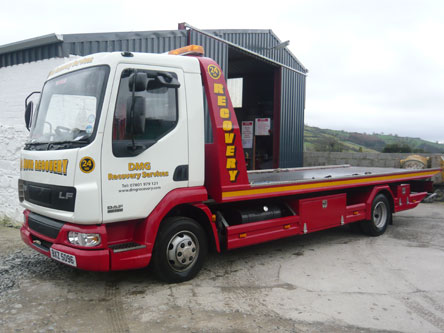 Dmg Garage Amp Car Recovery Services Newry Car Breakdown