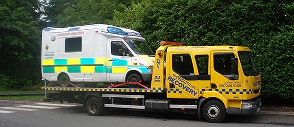 Car Towing Service Belfast
