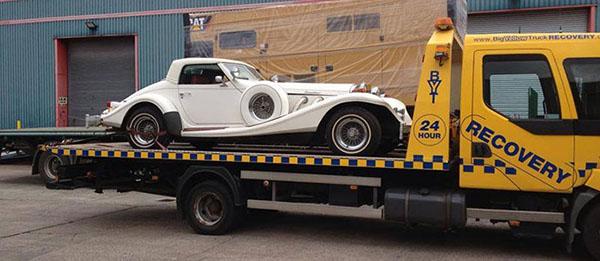 Car Breakdown Services Belfast