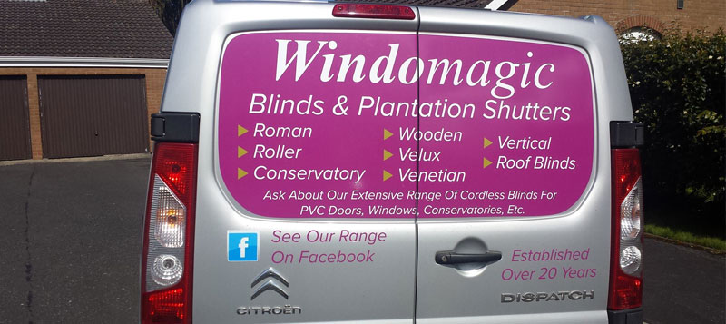 Blinds Derry Windomagic
