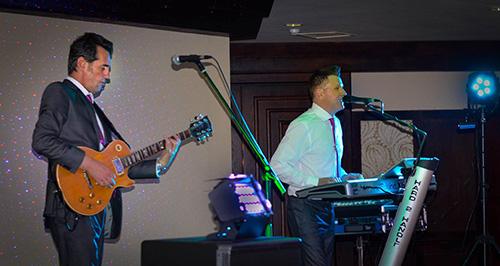 wedding band derry 2 handle