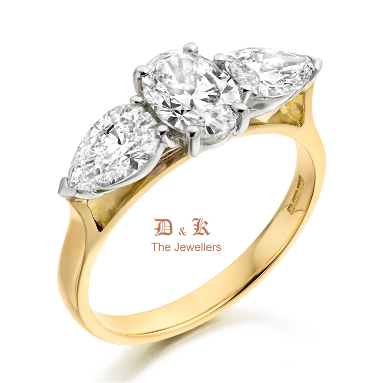 Wedding Bands Northern Ireland: D & K The Jewellers, Cookstown