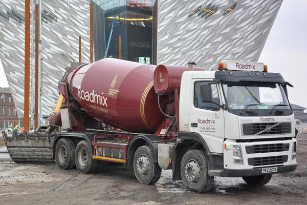 Lagan Products Lisburn Concrete Blocks Northern Ireland