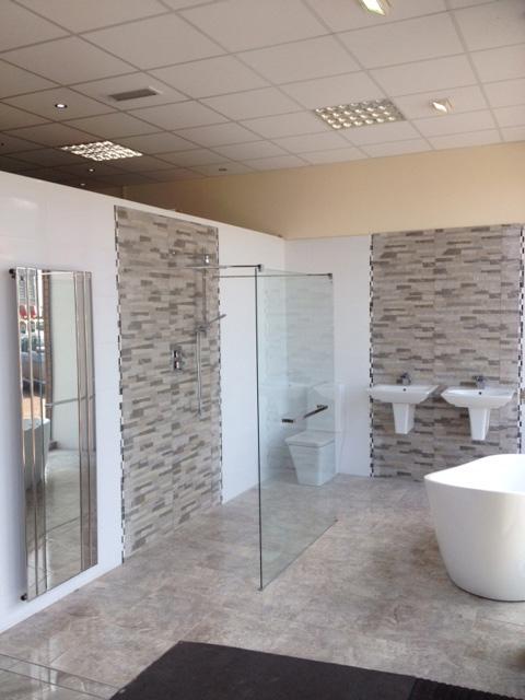 Budget designer homeworks design bathrooms bangor for Bathroom designs belfast