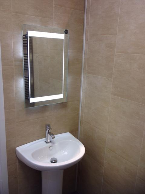 Budget designer homeworks design bathrooms bangor for Bathroom planner ireland
