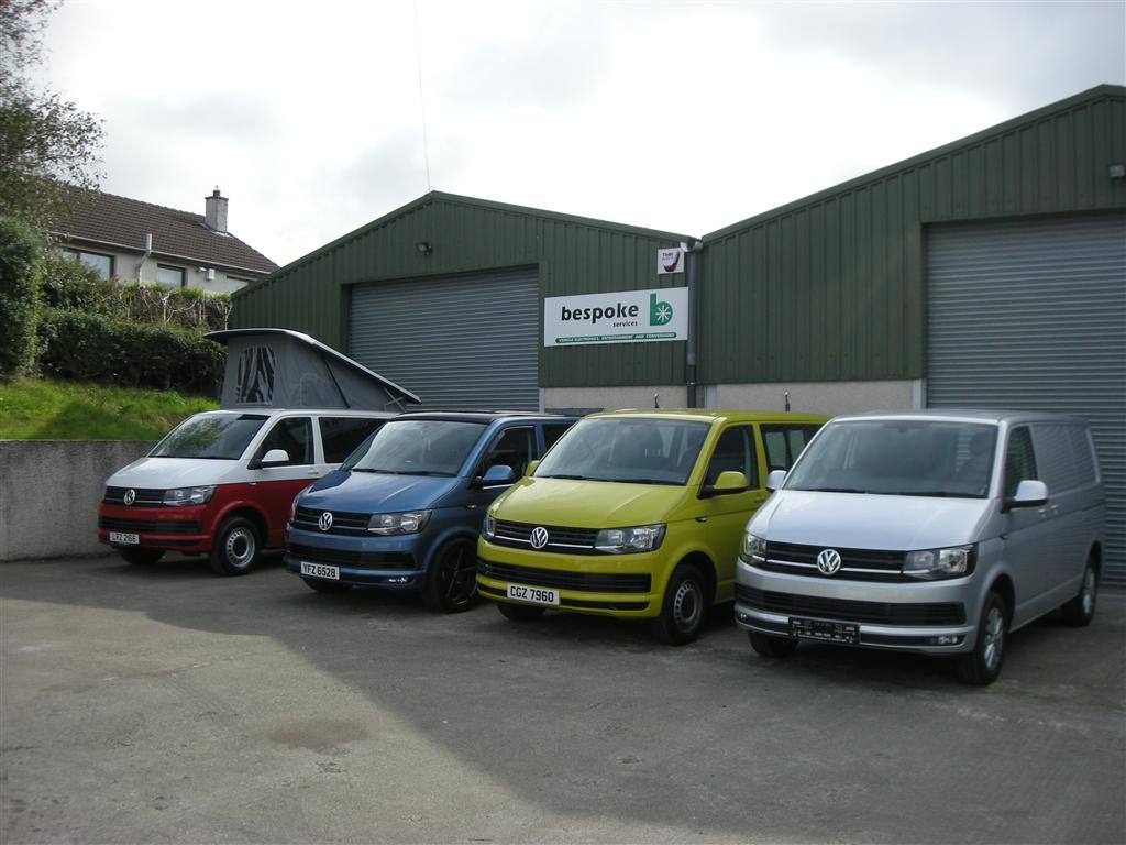 Bespoke Services Ballymena Vehicle Conversions Northern