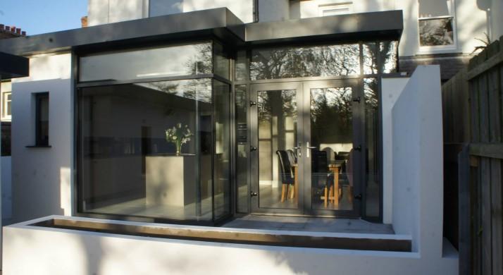 Carrolls Glass Amp Timber Belfast Aluminium Windows
