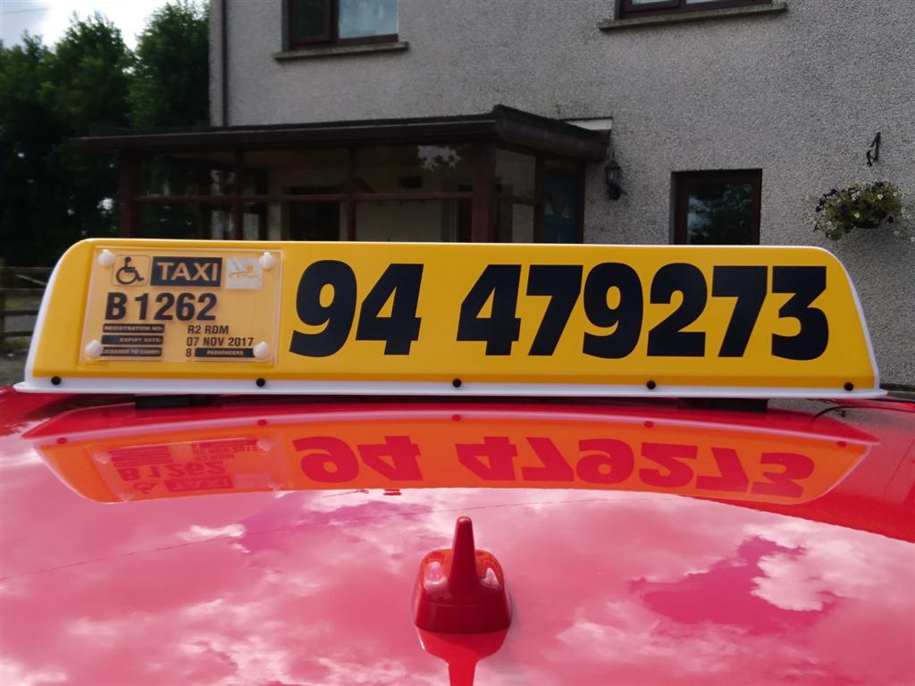Taxi Supplies NI Ltd, Antrim - Taxi Roof Signs Belfast