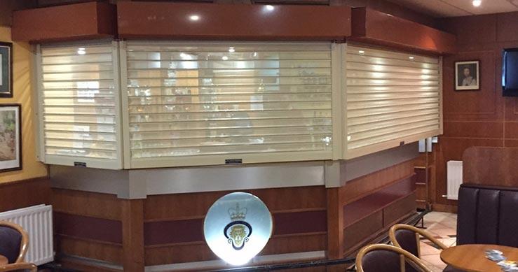 Pressford Shutters Amp Shopfronts Ltd Lisburn Industrial