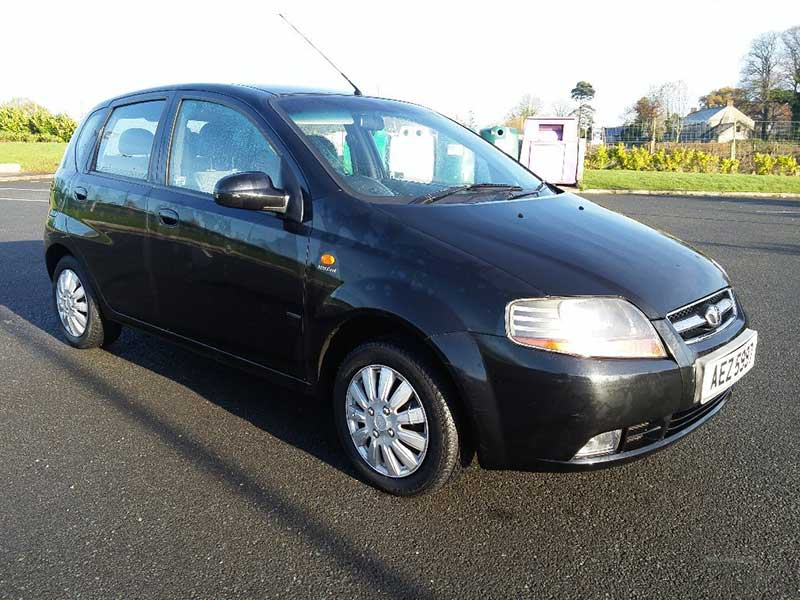 Dunwoody Car Sales Northern Ireland