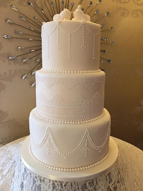 Christines Wedding Cakes Dungannon