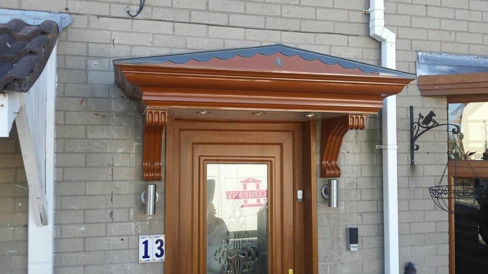 gallery image gallery thumbnail image & Belfast Canopy Company Belfast - Door Canopies Belfast Door ...