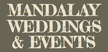 Mandalay Weddings & Events Logo