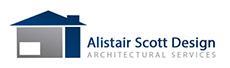 Alistair Scott Design Logo