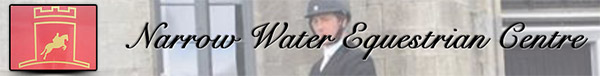 Narrow Water Equestrian CentreLogo