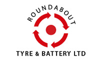 Roundabout Tyre & Battery Ltd Logo