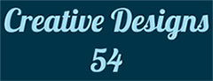Creative Designs 54 Logo