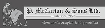 P. McCartan & Sons Ltd Logo