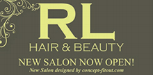 RL Hair & BeautyLogo