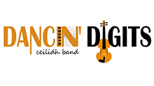 Dancin Digits Ceilidh Wedding Band Logo