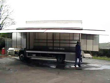 Corbett Engineering Hillsborough Hydraulic Rams