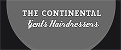 The Continental Barbers Logo