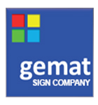 Gemat Sign CoLogo