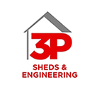 3P Sheds & General EngineeringLogo
