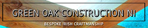 Green Oak Construction NI Logo