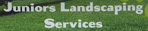 Juniors Landscaping Services Logo