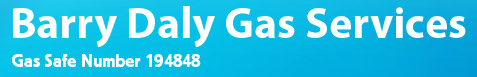 Barry Daly Gas Services, Armagh Company Logo