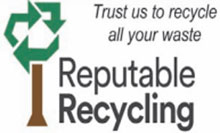 Reputable Recycling Logo