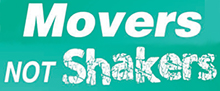 Movers not Shakers Logo