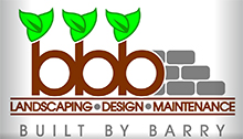 Built by Barry Logo
