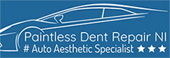 Paintless Dent Repair NI Logo