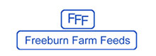 Freeburn Farm Feeds & Dog Food Logo