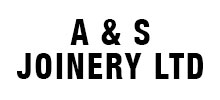 A&S Joinery Logo