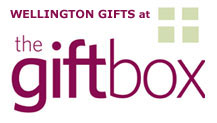 The Gift Box at Wellington GiftsLogo