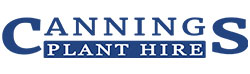 Canning's Plant Hire Logo