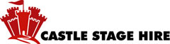Castle Stage Hire Ltd Logo