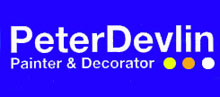 Peter Devlin Painter & DecoratorLogo
