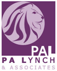 P A Lynch and Associates Chartered Quantity Surveying Services Logo